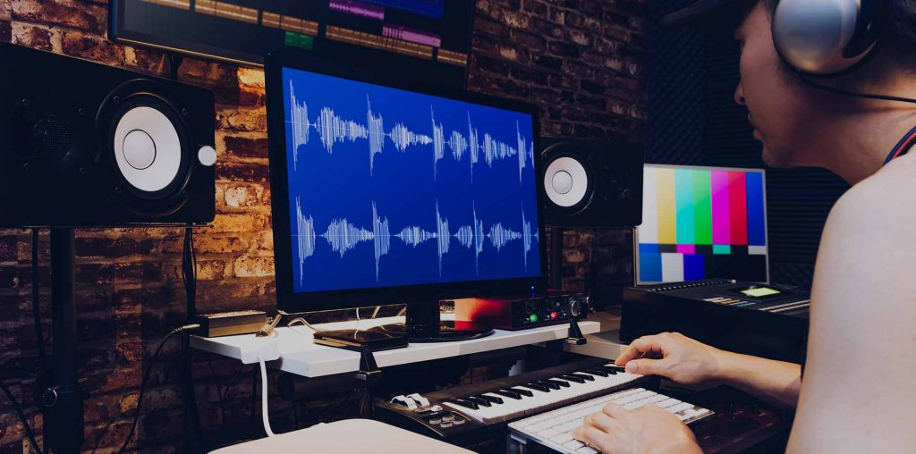 Abstract Source Music Production