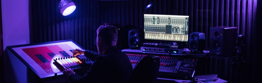 Mixing Mastering Studio London