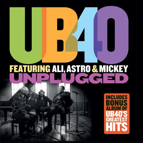UB40 unplugged Ali, Astro, Mickey
