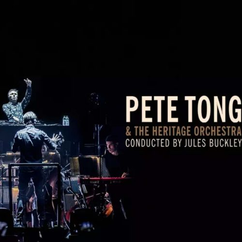 Pete Tong Heritage Orchestra's Classic House Album at Rak Studios in London.