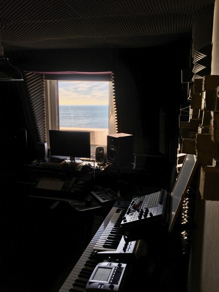 St Leonards-on-Sea Music Prodcution Accoomdation